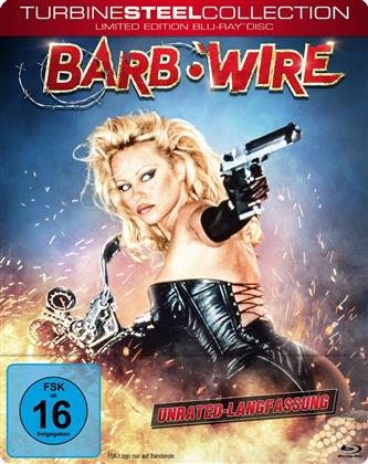 Barb Wire (1996) (Turbine Steel Collection, Limited Edition, Langfassung, Steelbook, Unrated)