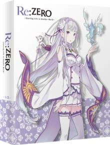 RE:Zero - Part 1 - Starting in another world (Collector's Edition, 2 Blu-rays)