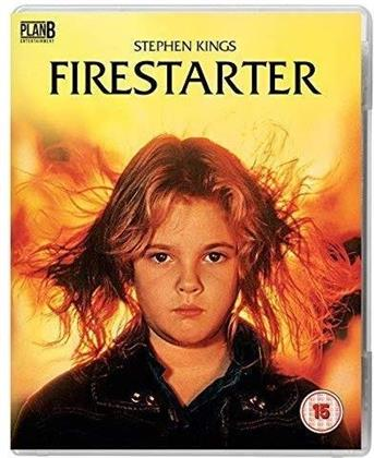 Firestarter (1984) (DualDisc, Limited Edition, Blu-ray + DVD)