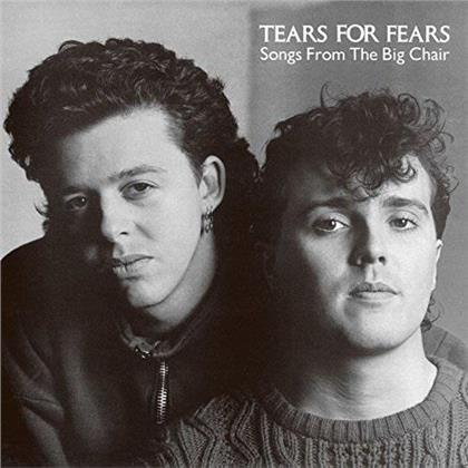 Tears For Fears - Songs From The Big Chair (UHQCD, MQA CD, Limited Edition)