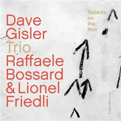 Dave Gisler Trio - Rabbit On The Run