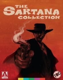 The Complete Sartana (Limited Edition, 5 Blu-rays)