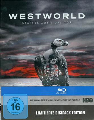 Westworld - Staffel 2 - Das Tor (Digipack, Limited Edition, 3 Blu-rays)