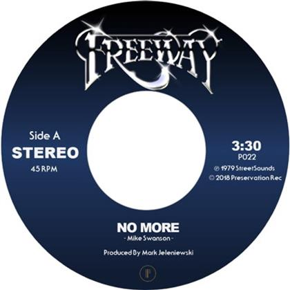 Freeway - No More / Coming From The Heart (LP)