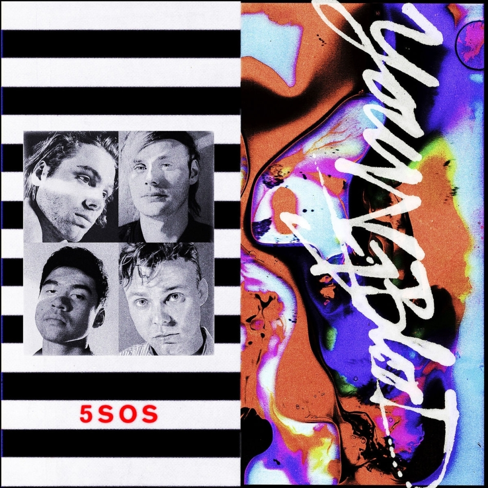 5 Seconds Of Summer - Youngblood (LP)