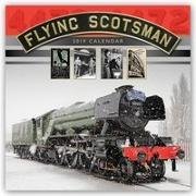 Flying Scotsman - Fliegender Schotte - Dampflokomotive 2019