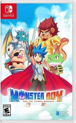 Monster Boy - The Cursed Kingdom
