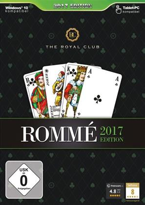 The Royal Club Rommé 2017