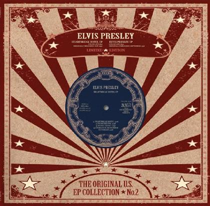"Elvis Presley - U.S. EP Collection Vol. 2 (Limited Edition, 12"" Maxi)"