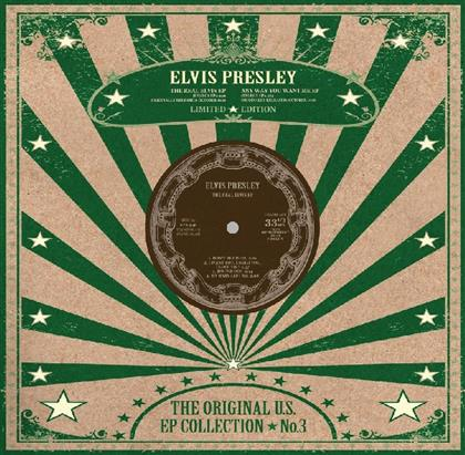 "Elvis Presley - U.S. EP Collection Vol. 3 (Limited Edition, 12"" Maxi)"