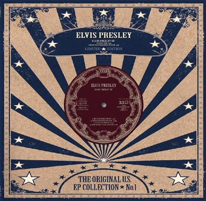 "Elvis Presley - U.S. EP Collection Vol. 1 (Limited Edition, 12"" Maxi)"
