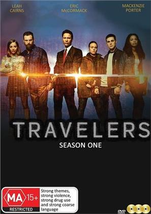 Travelers - Season 1 (3 DVDs)