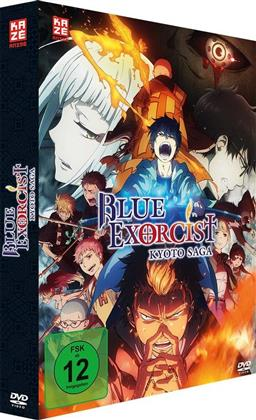 Blue Exorcist: Kyoto Saga - Vol. 1 - Staffel 2.1 (+ Sammelschuber, Limited Edition)