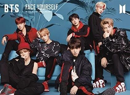 "BTS (Bangtan Boys) (K-Pop) - Face Yourself (""A"" Version, Limited Edition, CD + Blu-ray)"
