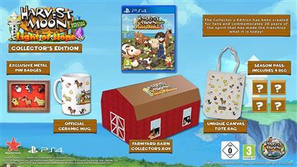 Harvest Moon: Light of Hope (Collector's Edition)