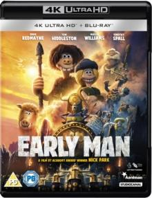 Early Man (2018) (4K Ultra HD + Blu-ray)