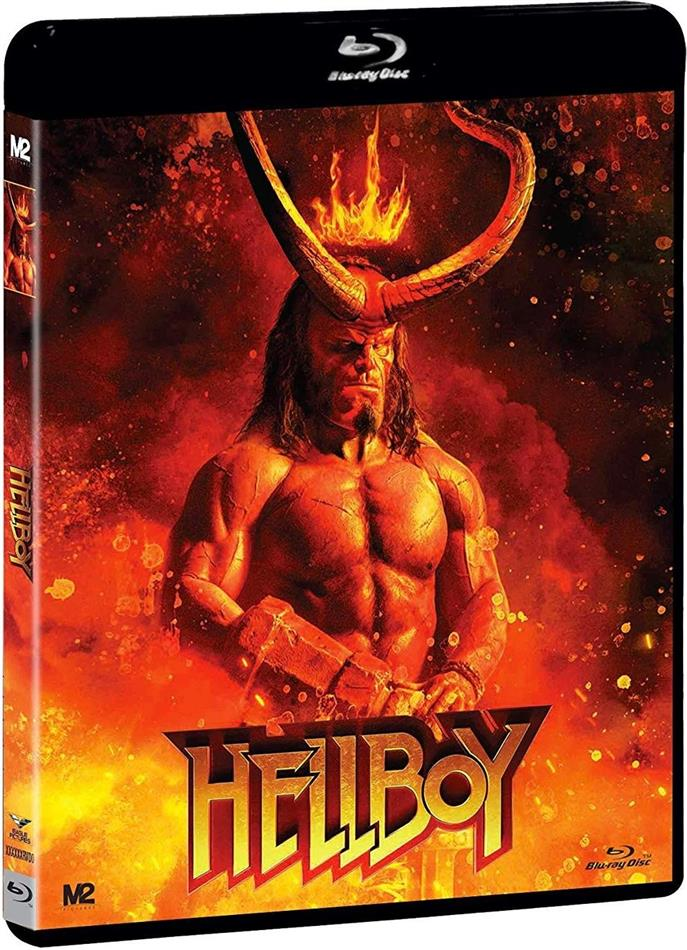 Hellboy - Call of Darkness (2019) (Blu-ray + DVD)