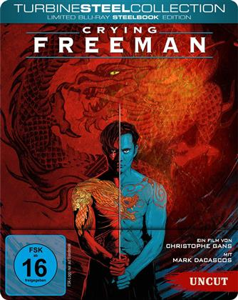 Crying Freeman (1995) (Turbine Steel Collection, Limited Edition, Steelbook, Uncut)