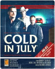 Cold In July (2014) (Steelbook)