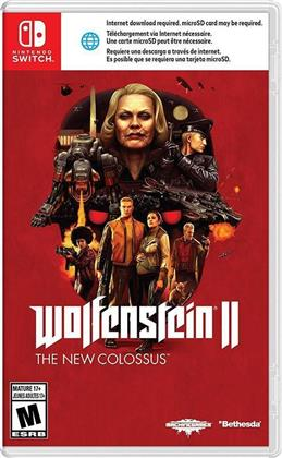 Wolfenstein 2 - The New Colossus