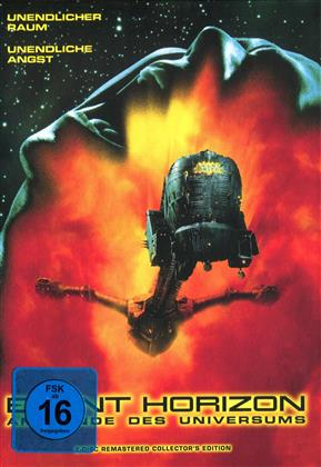 Event Horizon - Am Rande des Universums (1997) (Cover B, Collector's Edition, Limited Edition, Mediabook, Remastered, Uncut, Blu-ray + DVD)