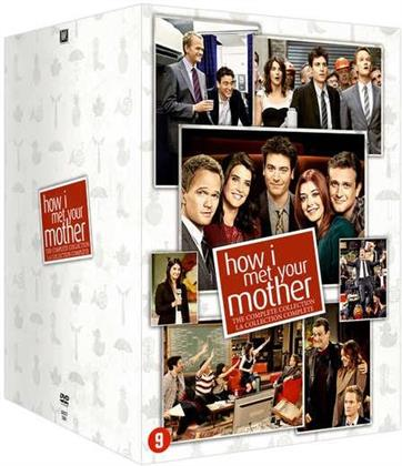 How I Met Your Mother - La Collection complète (28 DVDs)