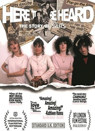 The Slits - Here To Be Heard - The Story Of The Slits (Deluxe Edition)