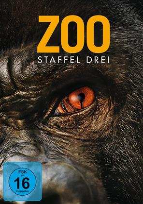 Zoo - Staffel 3 - Die finale Staffel (4 DVDs)