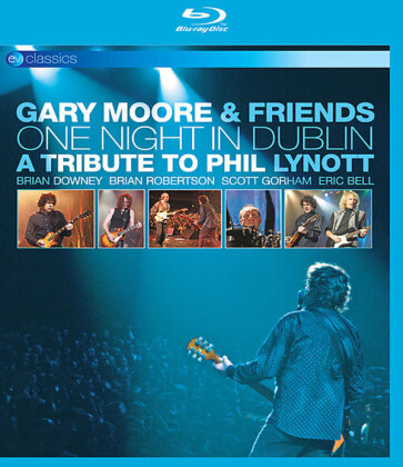 Moore Gary - One Night in Dublin - A Tribute to Phil Lynott (EV Classics)