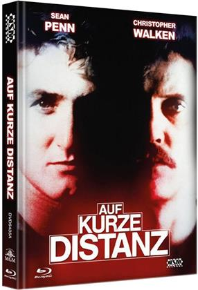 Auf kurze Distanz (1986) (Cover A, Collector's Edition, Limited Edition, Mediabook, Blu-ray + DVD)