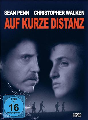 Auf kurze Distanz (1986) (Cover B, Collector's Edition, Limited Edition, Mediabook, Blu-ray + DVD)