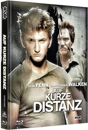 Auf kurze Distanz (1986) (Cover D, Collector's Edition, Limited Edition, Mediabook, Blu-ray + DVD)