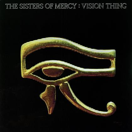 The Sisters Of Mercy - Vision Thing (2018 Reissue, LP)