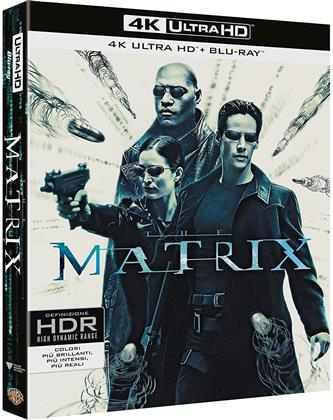 Matrix (1999) (4K Ultra HD + Blu-ray)