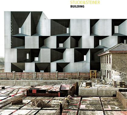 Stucki & Steiner - Building (LP)