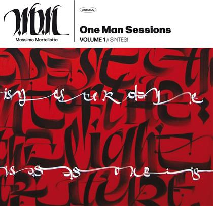 Massimo Martellotta - One Man Session Vol. 1 - Sintesi (LP)