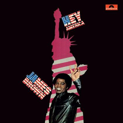 James Brown - Hey America (Mini-LP Papersleeve Replica, Deluxe Edition, Remastered)