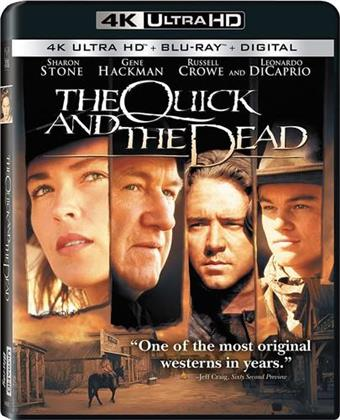 The Quick and The Dead (1995) (4K Ultra HD + Blu-ray)