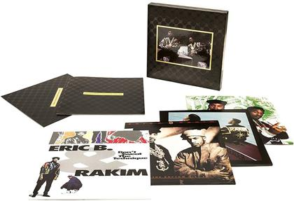 Eric B & Rakim - Complete Collection 1987-1992 (Limited Edition, 8 LPs + 2 CDs)