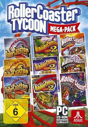 Pyramide - RollerCoaster Tycoon Mega-Pack