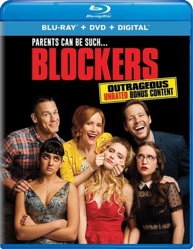 Blockers (2018) (Blu-ray + DVD)