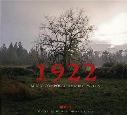 Mike Patton (Faith No More, Mr. Bungle) - 1922 - OST