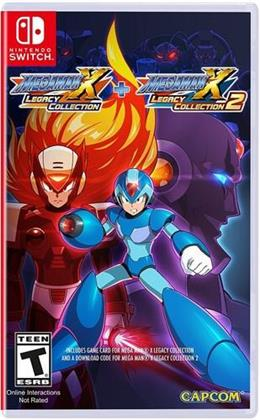 Mega Man X - Legacy Collection 1 + 2