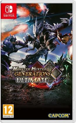 Monster Hunter Generations Ultimate (German Edition)