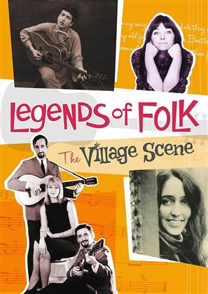 Various Artists - Legends Of Folk - Village Scene (Inofficial)