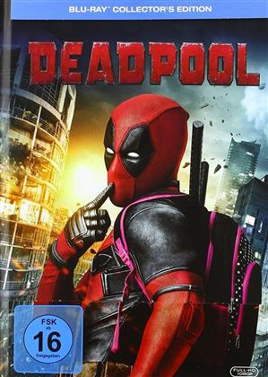Deadpool (2016) (Collector's Edition, Digibook, Limited Edition)