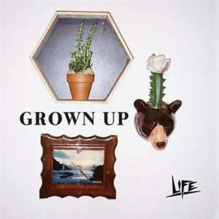 "Life - Grown Up (Limited Edition, 7"" Single)"