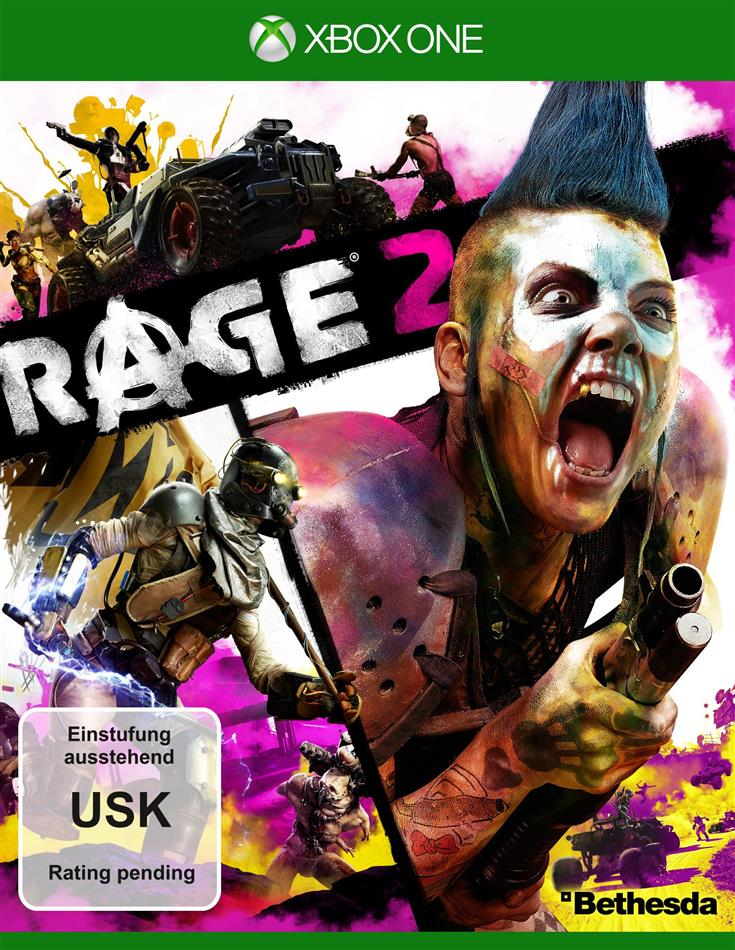Rage 2 (German Edition)