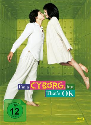 I'm a Cyborg, but that's OK (2006) (Limited Collector's Edition, Mediabook, Blu-ray + DVD)