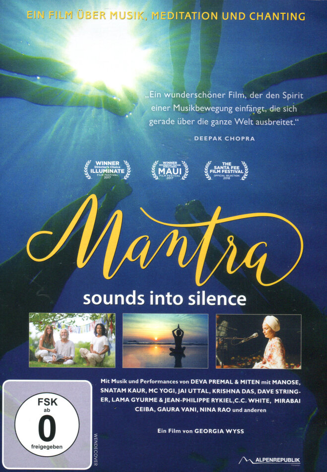Mantra - Sounds Into Silence (2017)
